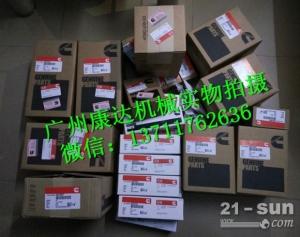 代理小松WA380-3发动机6D114四配套