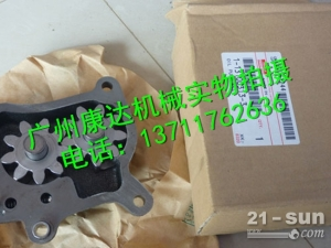 供应五十铃4HK1机油泵1-13100313-3