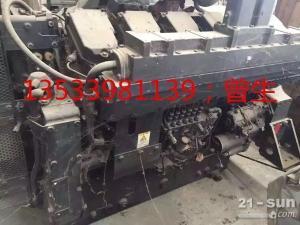 小松2000-8 12V140发动机总成
