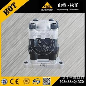 PC50MR-2  先导泵 708-3S-04570 山特松正公司原厂零配件批发