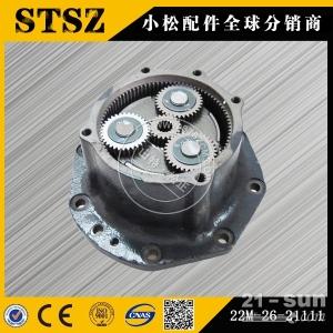 小松挖掘机配件 原装进口PC60/70-8回转机构现货供应201-26-81000