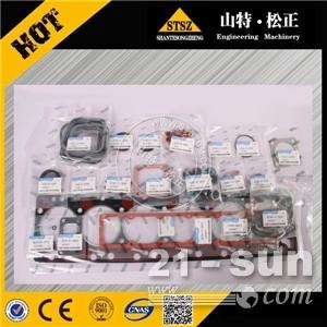 虎林小松挖掘机配件 PC240-8发动机汽缸垫6754-11...