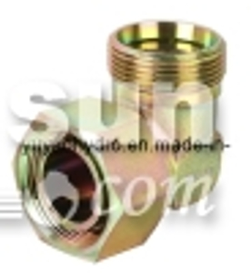 Bite Type Tube Fittings Swivel Nut End (DIN2353)