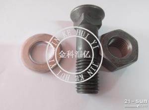 小松装载机  螺丝垫片 01643-32260 423-70-13180 02290-11422