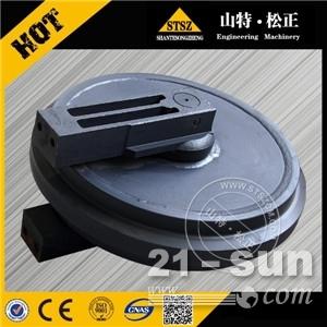 208-30-00201是PC450-7挖掘机引导轮小松的配件18310869005山特松正