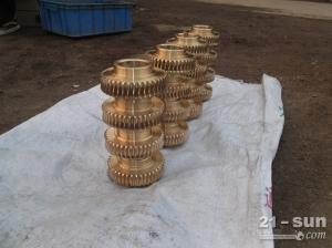 专业生产各种规格材质铜蜗轮