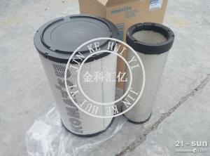 小松装载机  空气滤芯 600-185-6100