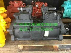 代理神钢SK200-8液压泵