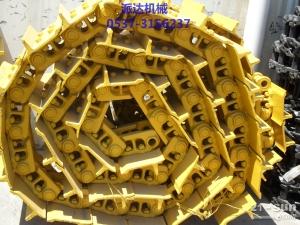 山推推土机干地履带板总成配件sd160 原厂配件价格优惠