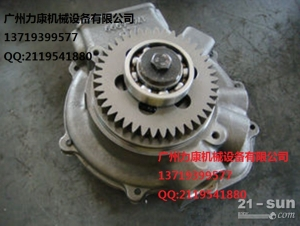 卡特3306T发动机水泵2W8001/1727767
