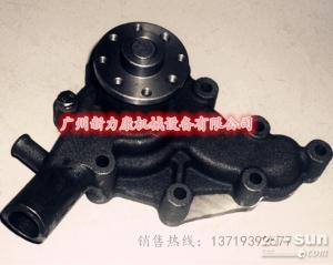 日立EX200-2发动机6BD1T水泵1-13610190-0