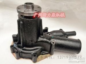 日立EX300-5发动机6SD1T水泵1-13650068-1