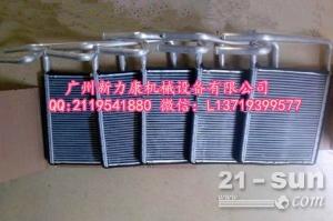 日立ZX110挖掘机五十铃6HK1水箱散热器 水泵