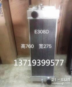 柳工936D挖掘机康明斯QSC8.3水箱散热器 水泵
