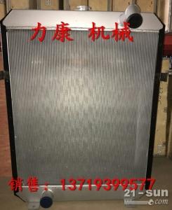 柳工925D挖掘机康明斯6BTAA5.9-C水箱散热器 水泵