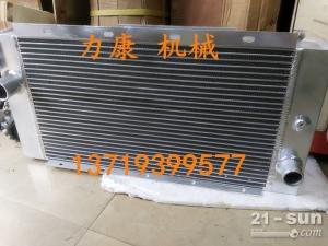 小松PC400-8挖掘机SAA6D125E-5水箱散热器 水泵