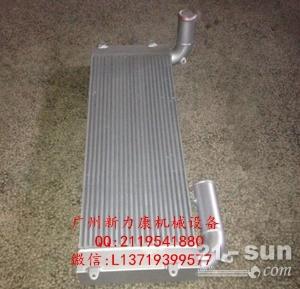 小松PC160LC-7挖掘机SAA4D102E-2水箱散热器 水泵