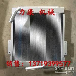 小松PC270-7挖掘机SAA6D102E-2水箱散热器 水泵