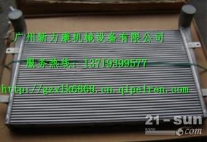 小松PC130-8挖掘机4D95L水箱散热器 水泵