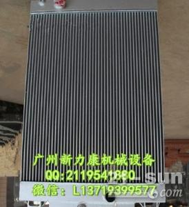 小松PC650LC-8R挖掘机SAA6D140E-5水箱散热器 水泵