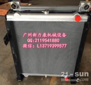小松PC400-8R挖掘机SAA6D125E-5水箱散热器 水泵