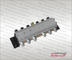 FMA-1分6-2.1齿轮分流器
