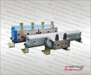 FMA-8.8-2系列齿轮分流马达