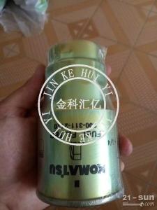 小松装载机  柴油滤芯  600-311-2110