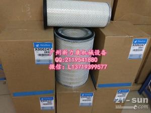 大宇斗山DH215-7空气滤芯 唐纳森滤芯 P181191 P522452