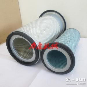 大宇斗山DH55空气滤芯 聚源滤芯座P181502