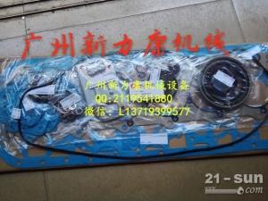 神钢SK75-8挖掘机五十铃4LE2发动机大修包