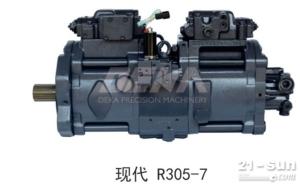 液压泵现代R305-7