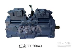 液压泵住友SH200A3