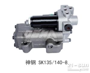 提升器神钢SK135/140-8