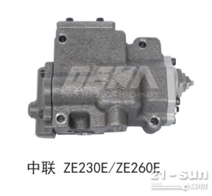 提升器中联ZE230E/ZE260E