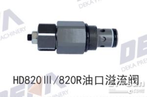 HD820III/820R油口溢流阀