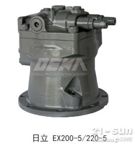回转马达日立EX200-5 220-5