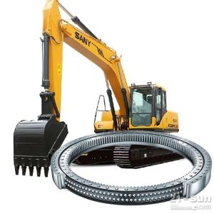 洛阳嘉维轴承专业生产供应吊机、挖掘机、游乐设备回转支承转盘轴承