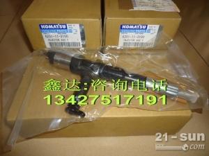 小松PC400-8 6251-11-3100喷油器 风扇叶