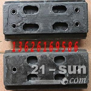 江苏徐工RP403摊铺机履带板材料优质实惠