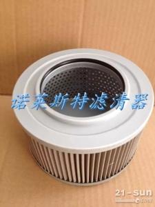 供应于玉柴挖掘机配件 YC55-8 YC60-6/7/8 YC65-8吸油铜网滤芯