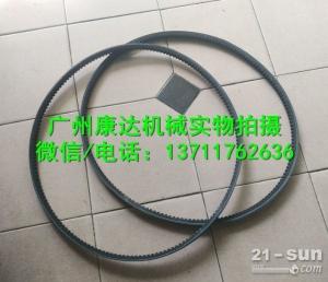 供应小松PC400-6发动机风扇皮带
