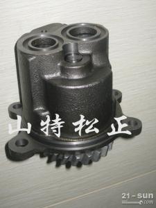 凉山山特松正供应PC450-7小松挖掘机原厂机油泵6251-...
