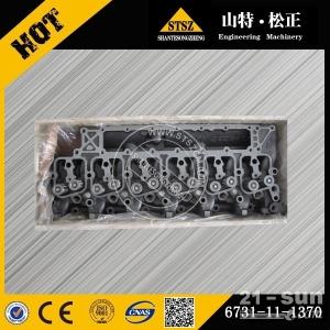 PC200-7 气缸盖6731-11-1370.小松纯正配件