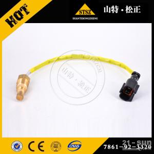 广州山特松正供应小松PC450-8挖掘机原厂液压油温度感器7...