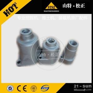 全国供应小松挖掘机配件 PC200-8M0原厂主阀阀盖配件