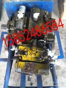 徐工22吨振动压路机液压振动泵 柱塞泵 震动马达销售维修15852486584