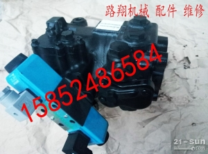 夏工振动压路机90M055液压振动马达 维修压路机液压泵马达