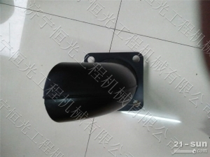 小松挖掘机PC300-7弯管