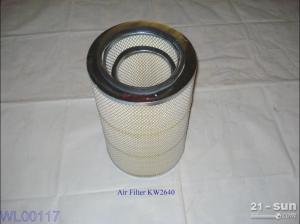 空气滤清器滤芯 K2640